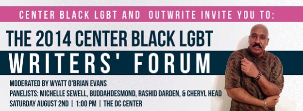 The 2014 Center LGBT Writers Foum